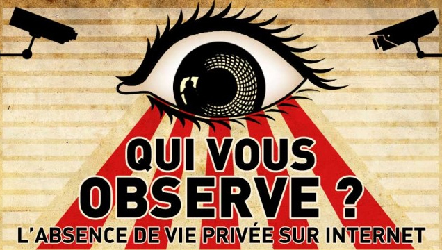 Qui vous observe ?